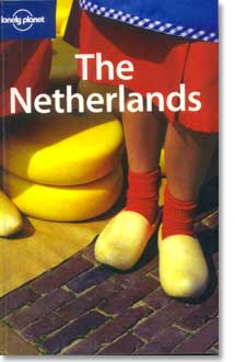 cover of lonely planet of the netherlands