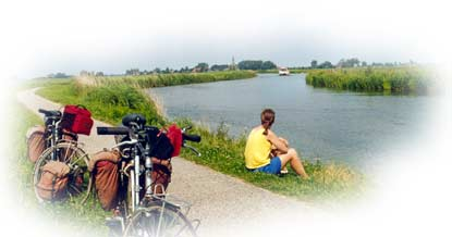 cycling n Holland